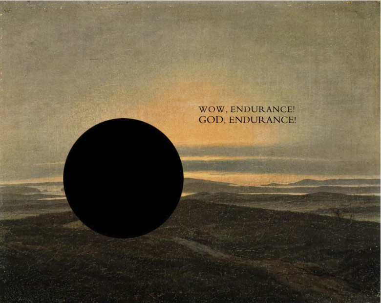 Wow Endurance God Endurance