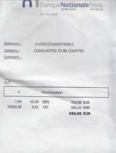 nationale bank exchange-receipt