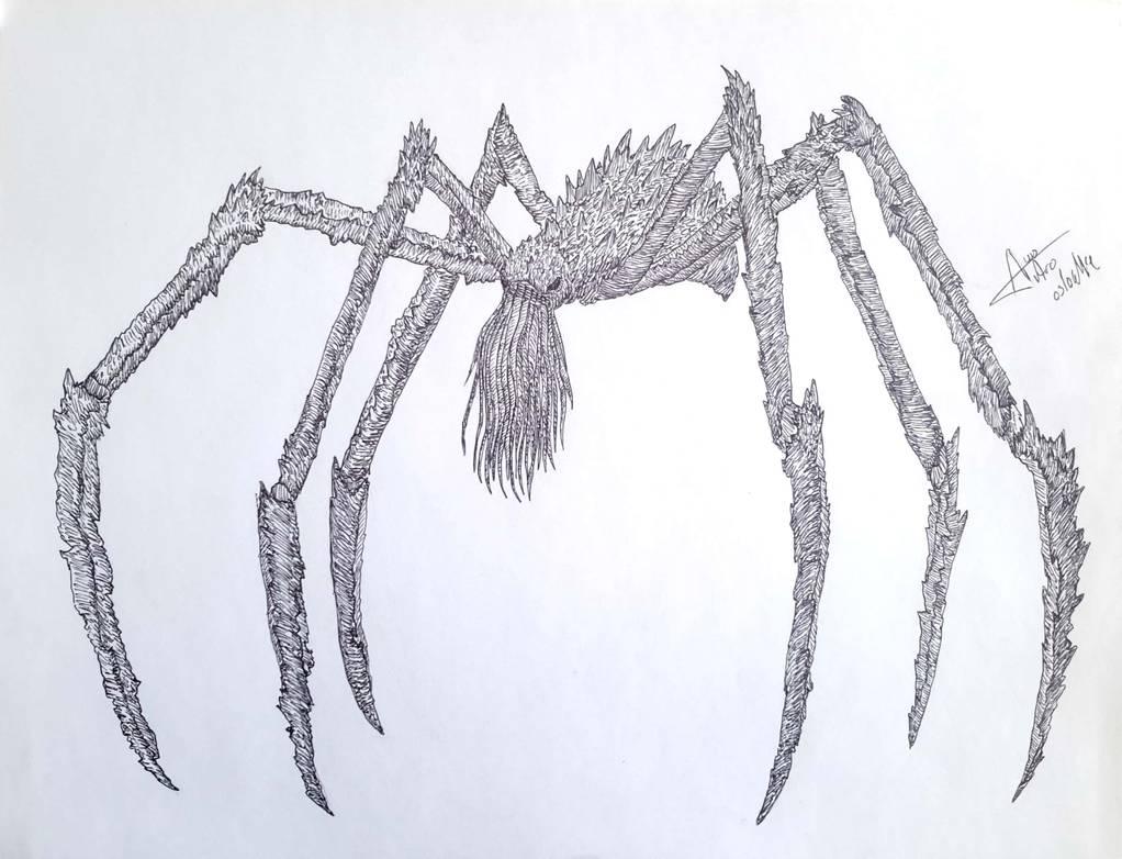 titanus scylla by ladalbarran2000