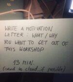 A Good Workshop